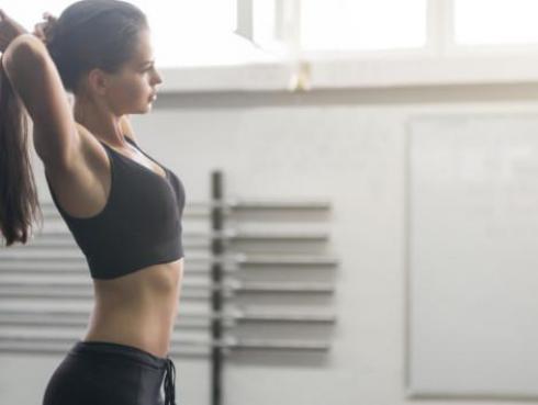 ¡Toma nota de estos ejercicios para tonificar el pecho!