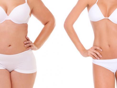 Truco para derretir la grasa del vientre, espalda, muslos y brazos