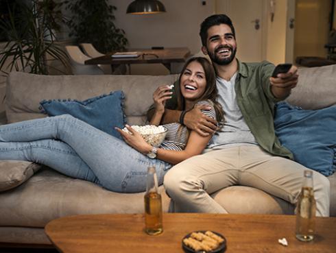 ¡Ver películas románticas en pareja es la clave de una relación exitosa!