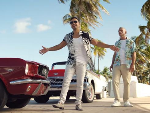 ¡VIDEO! Mira el nuevo single de Eros Ramazzotti  junto a Luis Fonsi