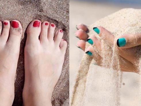 Vinagre para que la manicure te dure más en verano