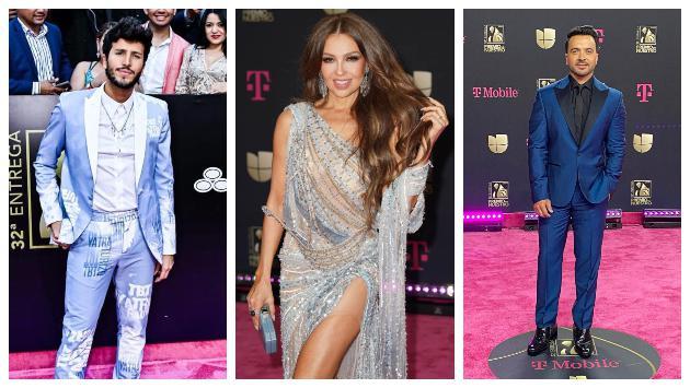 Premio Lo Nuestro 2020: conoce a los mejores vestidos de la gala