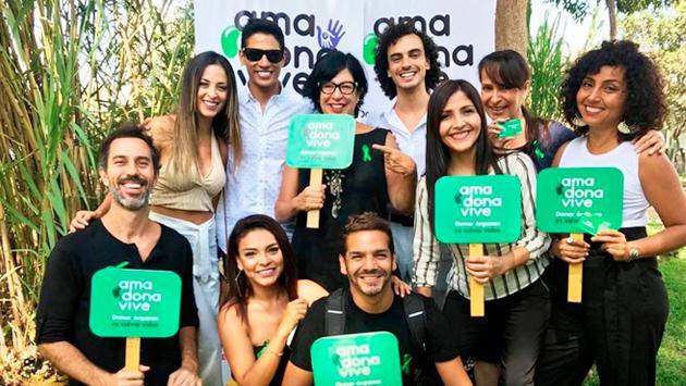 Del Barrio Producciones gana Premio Effie Award 2020 por 'Historias que salvan vidas'
