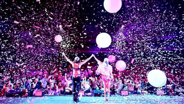 Así fue el concierto de Ha*Ash en Guadalajara México