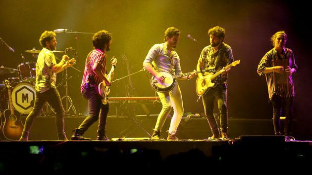 Morat enloqueció a las fans en el Lima Music Fest
