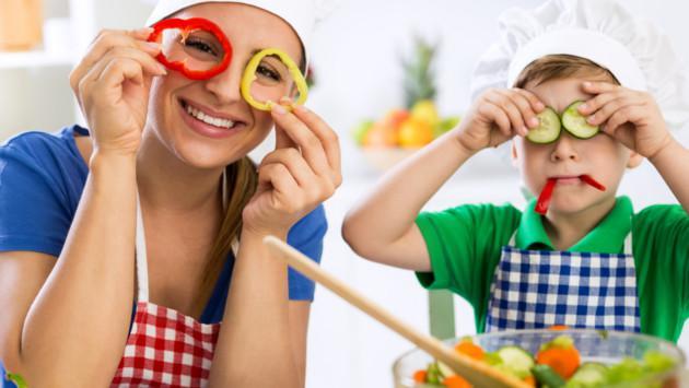 3 alimentos para niños ricos en vitaminas