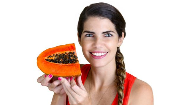 3 secretos de belleza usando papaya