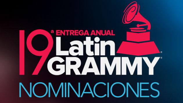 'Latin Grammy Awards 2019': Conoce la lista de nominados