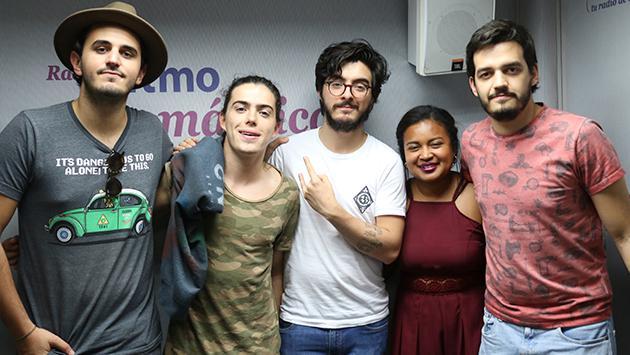 Morat emocionados por presentar en nuestro país las canciones de su segundo disco