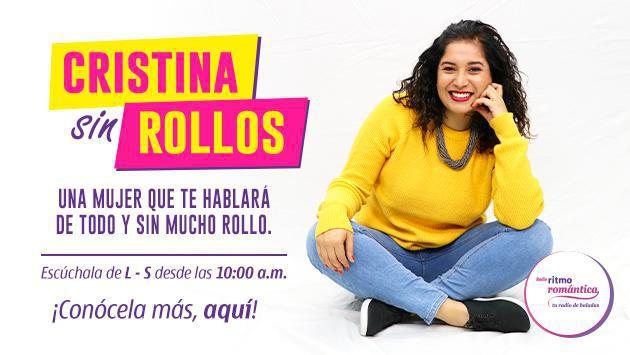¡No te pierdas los detalles de 'Cristina sin rollos'!