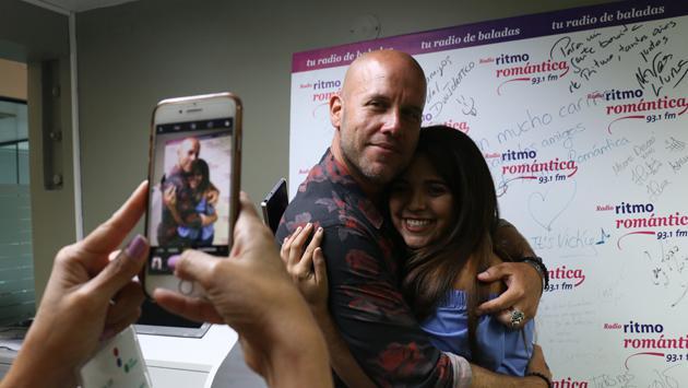 Gianmarco se convirtió en 'Cómplice' de Sandra Muente