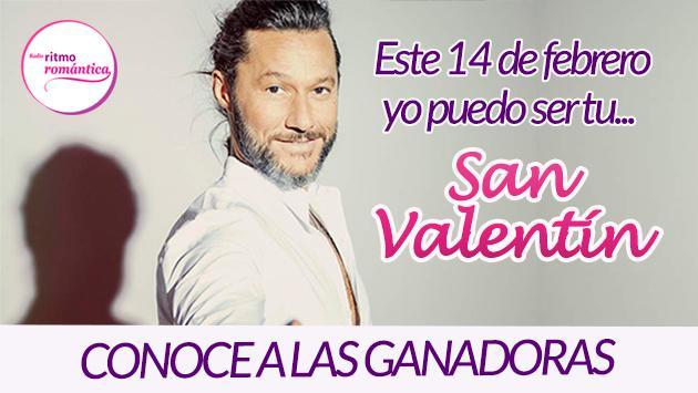 ¡Ellas pasarán San Valentín con Diego Torres!