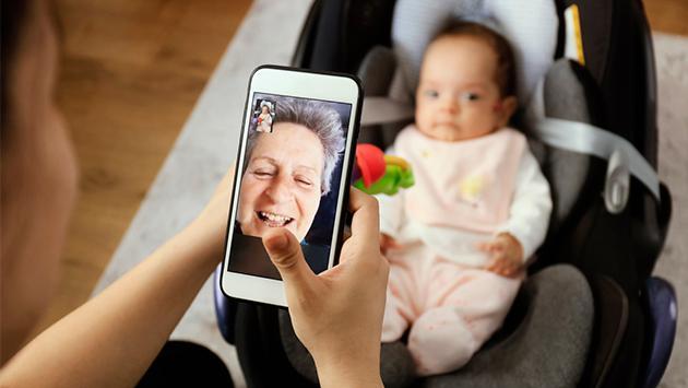 A mi suegra, una abuela increíble: Feliz día de las madres