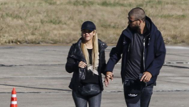Afirman que Gerard Piqué le es infiel a Shakira