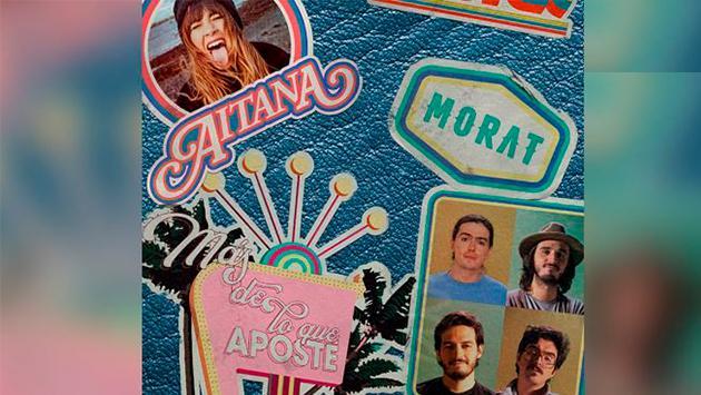 """Aitana anuncia su nueva canción con Morat """"Más De Lo Que Aposté"""""""
