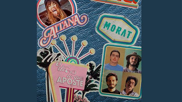 Aitana y Morat estrenan 'Más de lo que aposté'
