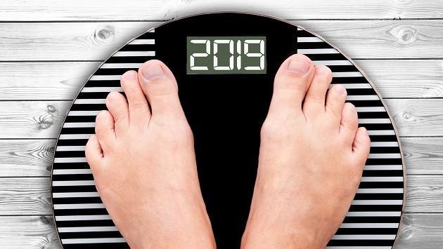 Cinco tips para empezar el año y bajar de peso