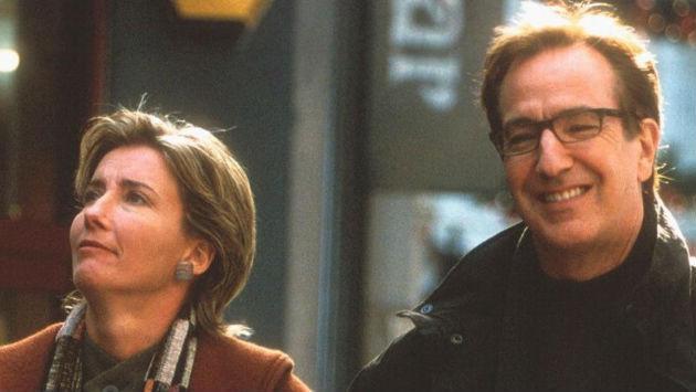 Murió Alan Rickman, actor de 'Love Actually' e innumerables películas