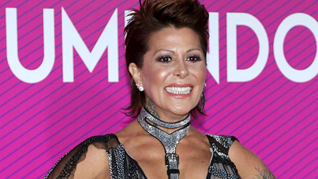 Alejandra Guzmán mandó saludos a sus fans peruanos