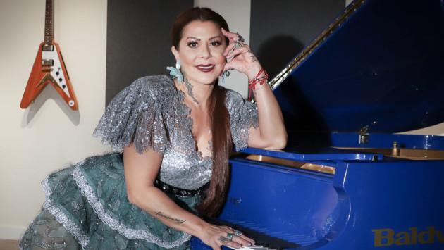 Alejandra Guzmán estrenó cover de Andrés Calamaro