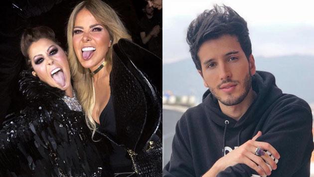 Alejandra Guzmán, Gloria Trevi y Sebastián Yatra se juntan para nueva versión de 'Soy tuya'