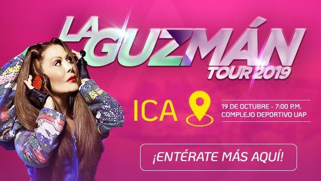 Alejandra Guzmán llega a Ica gracias a Ritmo Romántica
