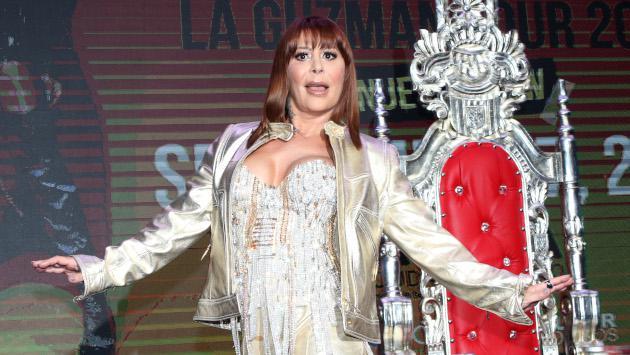 ¡Alejandra Guzmán llegó a Lima!: así fue su recibimiento
