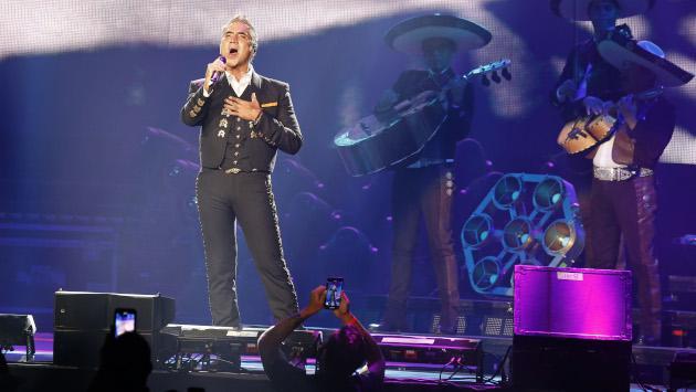 Alejandro Fernández actuará en los Latin Grammy 2019