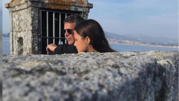 Alejandro Sanz culminó su gira por España acompañado de su hija Manuela