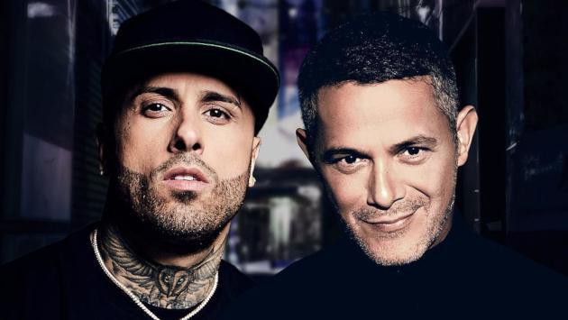 Alejandro Sanz y Nicky Jam lanzarán sencillo