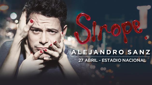 Alejandro Sanz en Lima: Ritmo Romántica tiene entradas dobles para ti