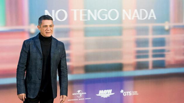 Alejandro Sanz felicitó al pueblo boricua por la renuncia del gobernador de Puerto Rico