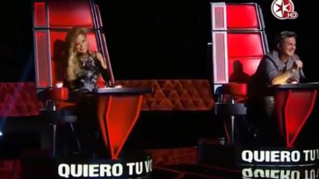 Alejandro Sanz hizo llorar a Gloria Trevi