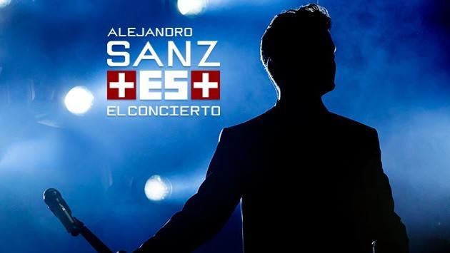 Alejandro Sanz lanzó  'Más es Más, El Concierto'