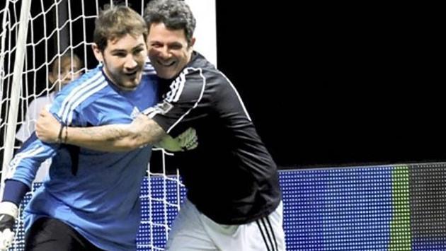 Alejandro Sanz le dedica este emotivo mensaje a Iker Casillas