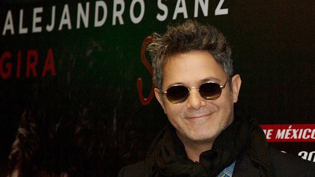 Alejandro Sanz llega a Lima para Festival All Access 2016
