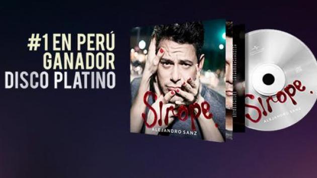 Alejandro Sanz presenta su nuevo álbum