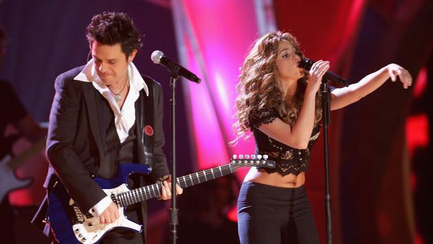 Alejandro Sanz recordó este inolvidable momento con Shakira
