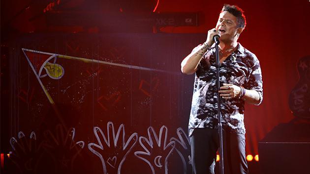 Alejandro Sanz sorprende a una fan durante su concierto con un emotivo gesto