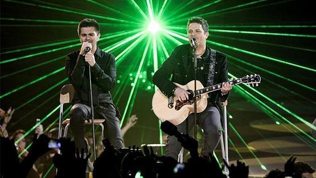 Alejandro Sanz y Juanes fueron tendencia mundial con el concierto online que brindaron