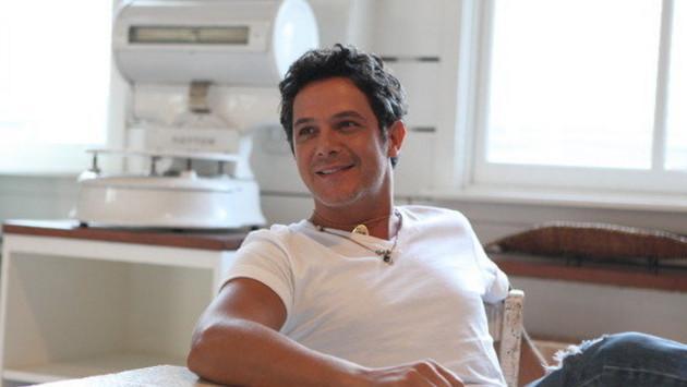 Alejandro Sanz y su hijo Dylan provocan suspiros en redes sociales