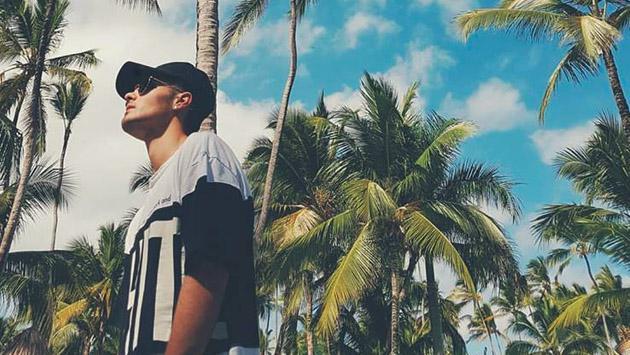 ¿Algo esconde Abraham Mateo de su viaje a Punta Cana?