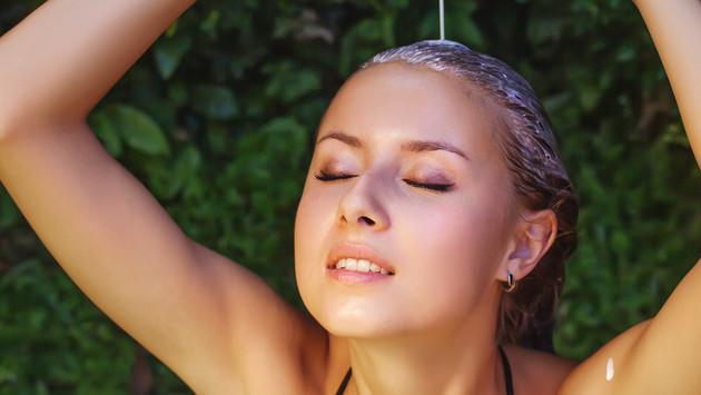 Alisa tu cabello con leche
