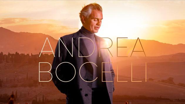 Andrea Bocelli lanza su nuevo álbum 'Believe'