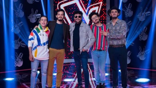 Andrés Cépeda y Morat cantan por primera vez en vivo 'Déjame ir'