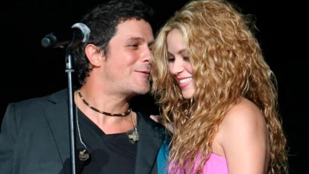 Aparecen  comprometedores videos de Shakira y Alejandro Sanz