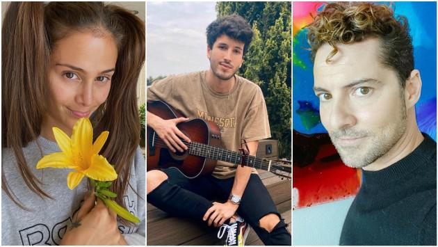 Artistas se suman al 'Si tú la quieres' challenge de David Bisbal y Aitana