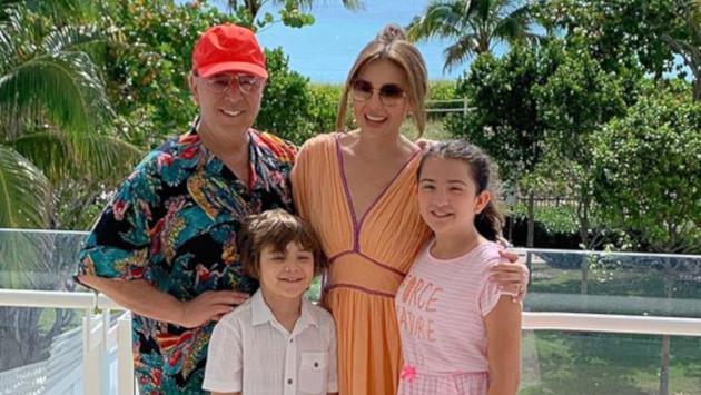 Así celebra Thalía el cumpleaños de su hijo Matthew