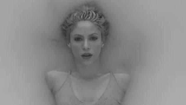 Así celebró Shakira luego de ganar el Grammy