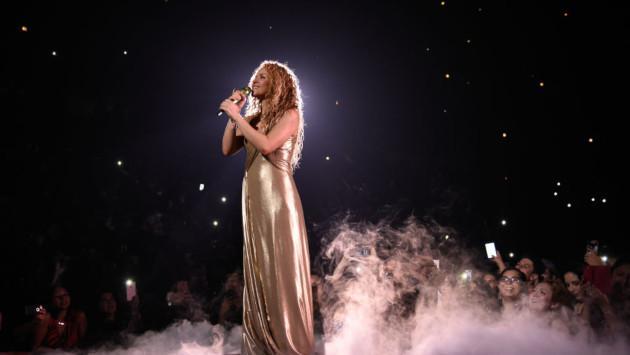 Así demostraba su talento Shakira a los 11 años